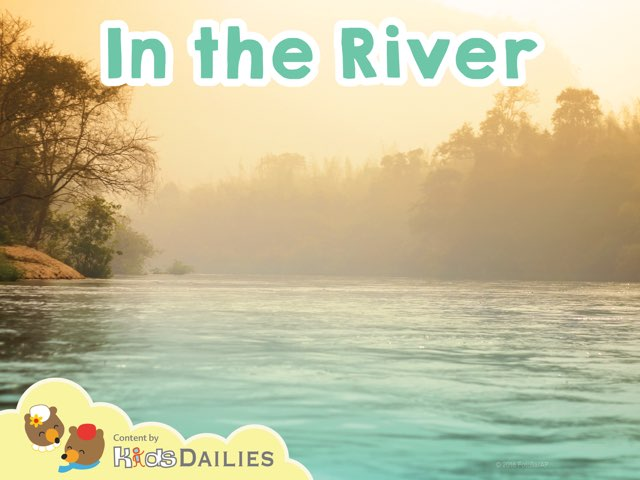 In the River by Kids Dailies