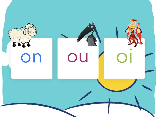 Oi Ou On by Marielle Bringer