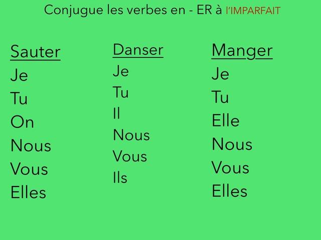 Conjugaison Ceinture  Verte  by Mon Sieur