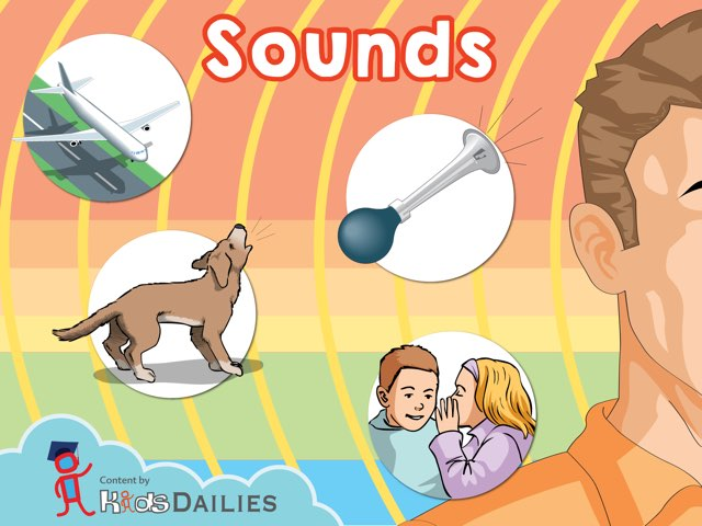 Sounds by Kids Dailies