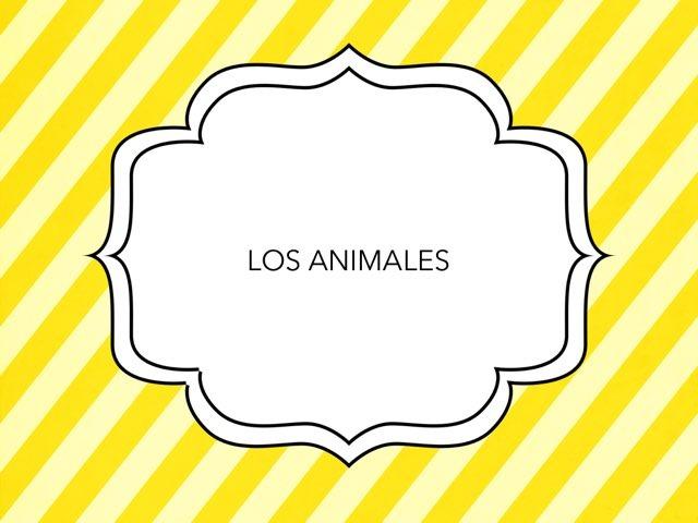 LOS ANIMALES by LAURA PARDO
