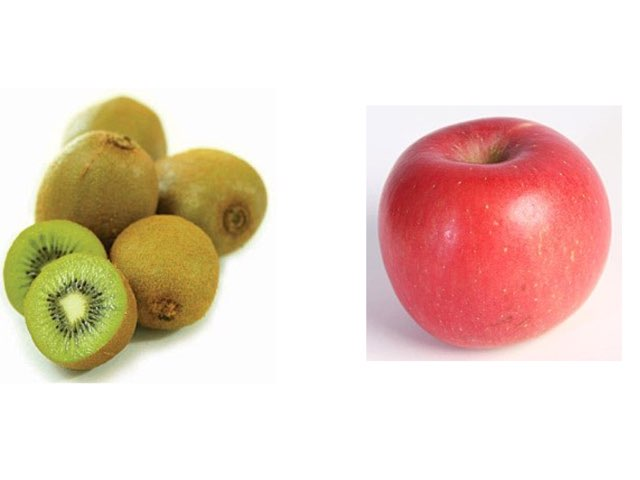 Fruit Receptive ID Field Of 2 Pictures by Julie vest