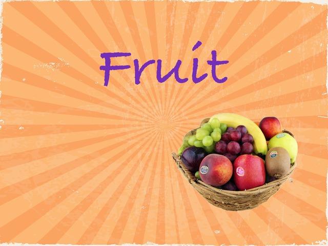 Fruit by Marijke Hermans