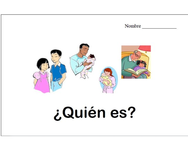 ¿Quién Es? by Emily Urquizo