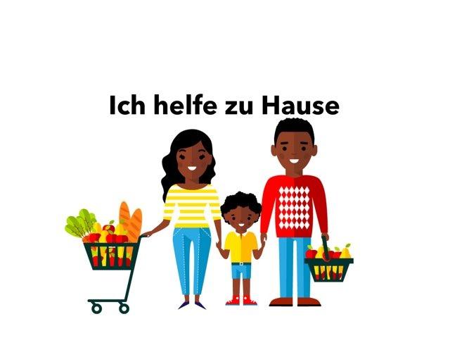 Zu Hause Helfen  by Nadja Blust