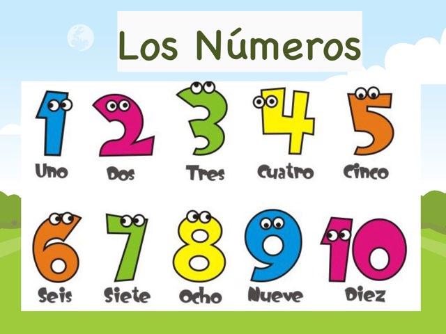 Los Números / The Numbers by Rosalva Correa