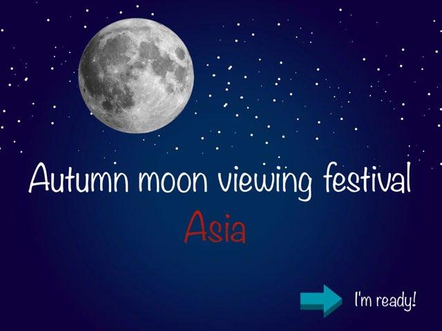 Moon Viewing Festival by Lauren Hunter