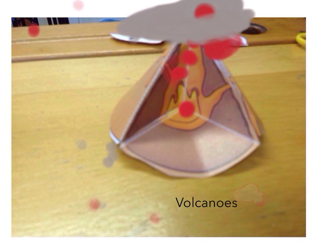 Volcanoes LD by RGS Springfield
