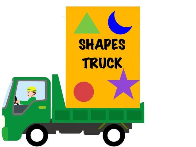 Shapes Truck by Hadi  Oyna
