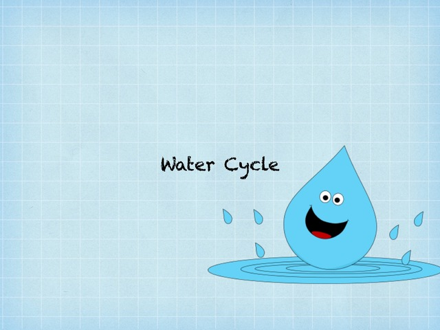 Water Cycle by Marci Wink