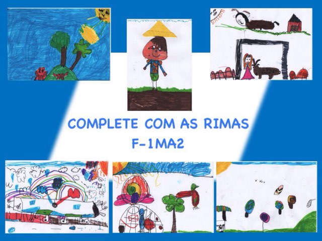PROJETO CANTIGAS - F1MA2 - 2017 by porto morumbi