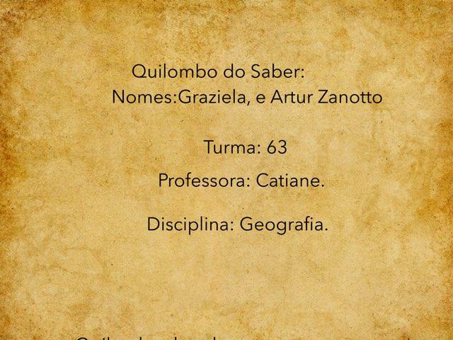Graziela e Artur Z. by Rede Caminho do Saber