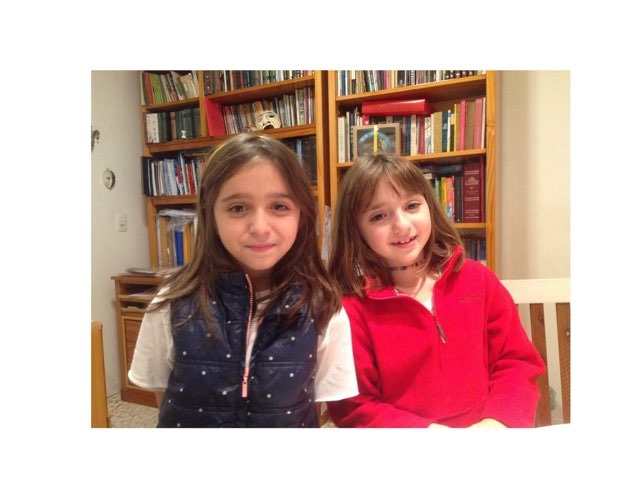 Anita And Clarice by Cecilia Marinho