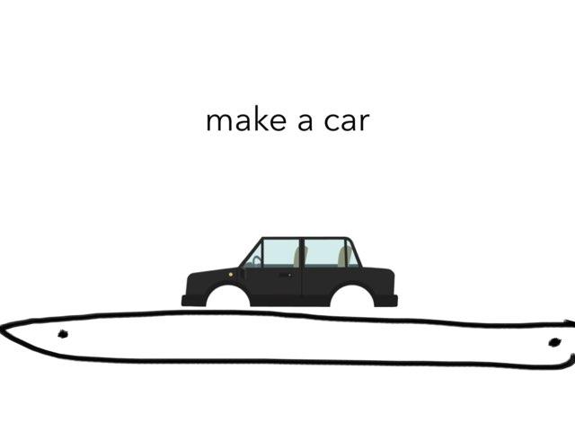 make a car by danny zoetemeijer