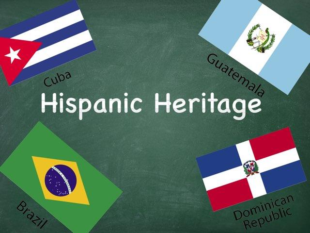 Hispanic Heritage by Federica Carulli