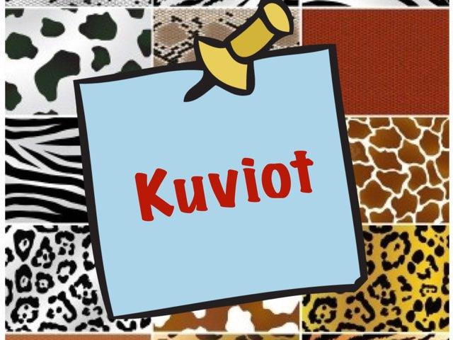 Kuviot by Suvi Orasuo
