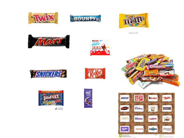 LES TYPES DE CHOCOLATS (j'ai Galères) SE QUE L'ON CONNAIS by moussa