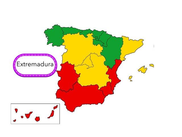 Comunidades Autónomas by Carla Lopez Jimenez