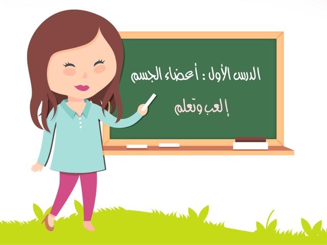 أعضاء الجسم by marwa alghafri