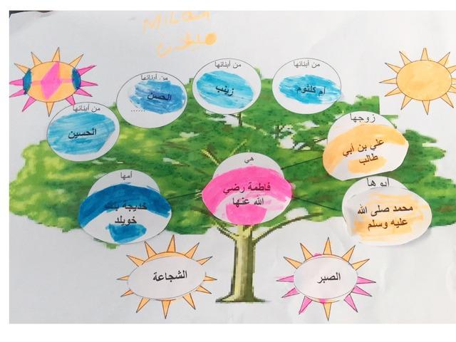 فاطمة رضي الله عنها  by Esmat Ali