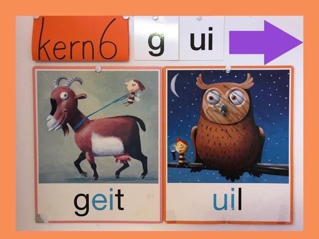 Oefeningen g&ui. by Renske Imthorn