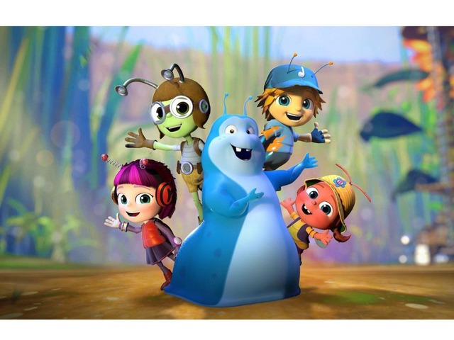 Beat Bugs Puzzle by Liz Vargas