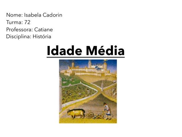 Isabela by Rede Caminho do Saber