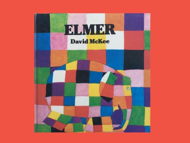 Prentenboek Elmer by Florine Ham