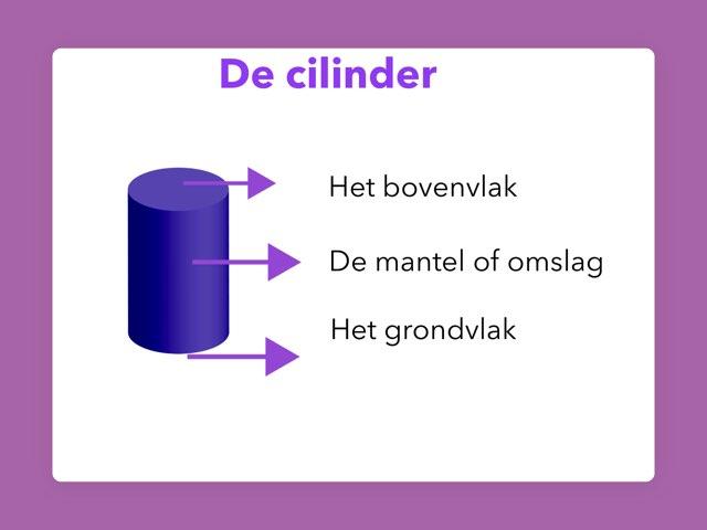 De Cilinder by Nathalie Huybrechts