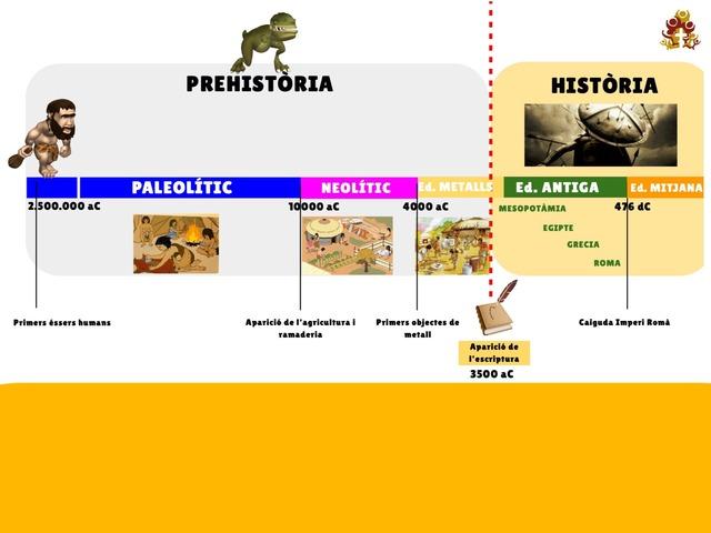 Puzzle Prehistòria by Marc Begué