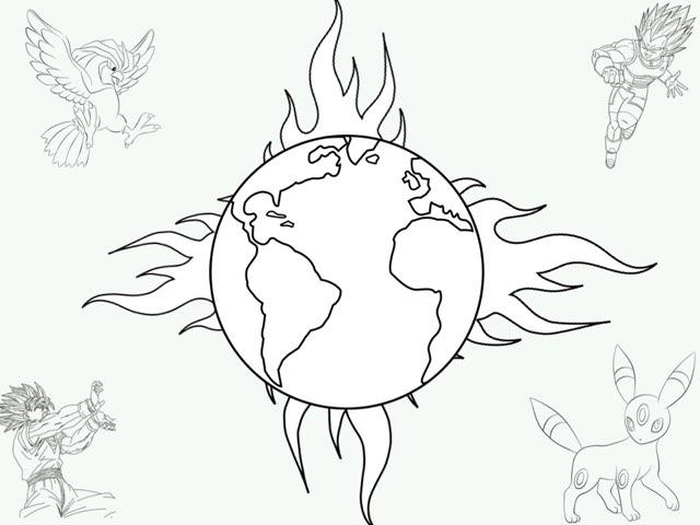 Global Warming  by Kristine Fortich