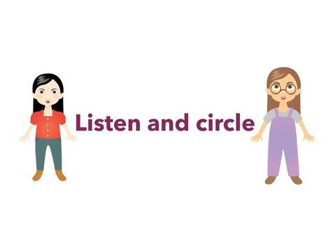 Listen And Circle by Hoba Hema