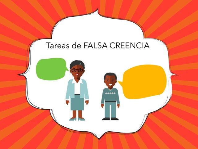 Falsa Creencia by Asociación Nuevo Horizonte