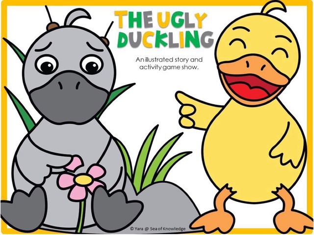 The Ugly Duckling Story Game Show by Yara Habanbou