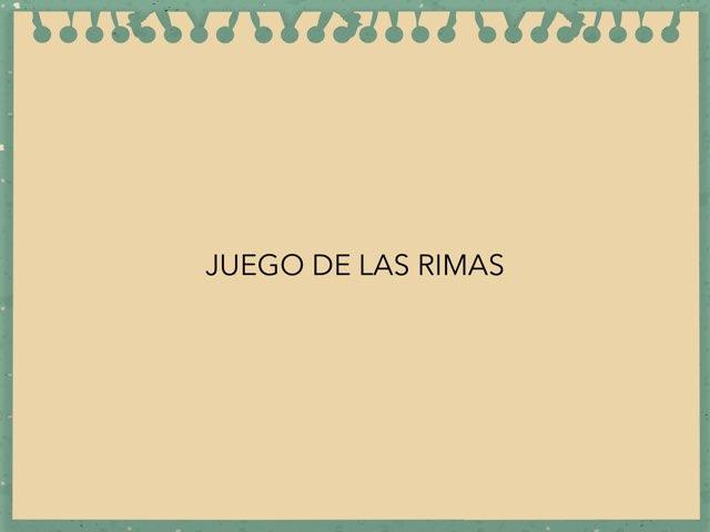RIMAS by Doria peñalver