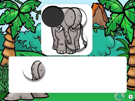 Animal Fun Puzzles  At The Zoo 🧩  by Yam Goddard