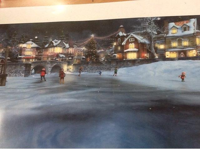 Christmas Wonderland by Vicki Hamer