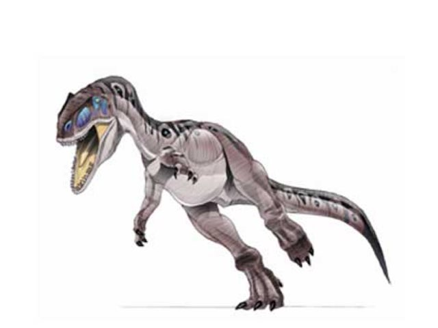 Theropod A To Z Part 3 by George awrahim