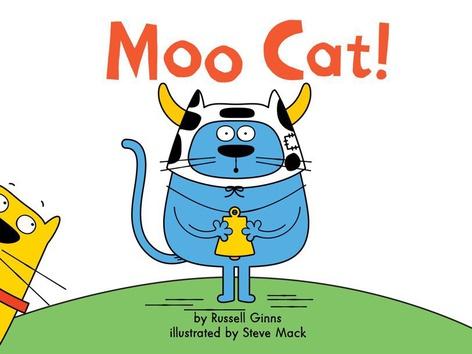 Moo Cat!(EN UK) by The Learning Company