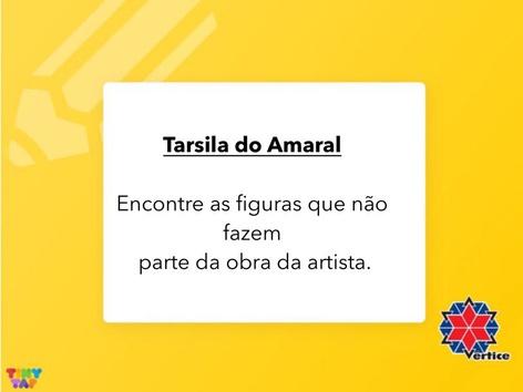 Tarsila do Amaral  by Thaísa Mendonça