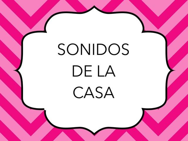 SONIDOS DE LA CASA by Maria Garcia