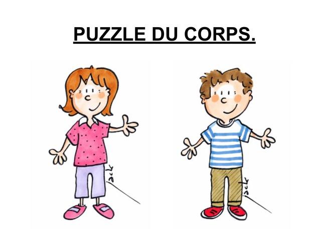 Puzzle Du Corps by Valerie Escalpade