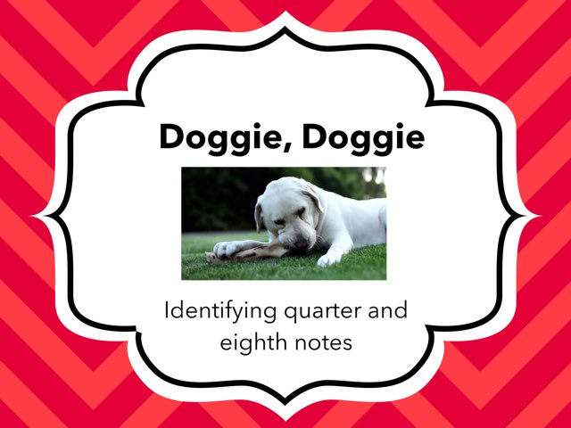 Doggie, doggie by A. DePasquale