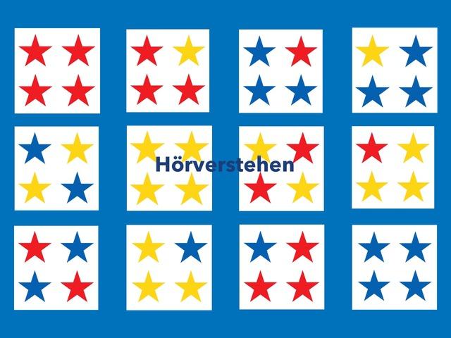 Hörverstehen: Sterne by Marina Ruß