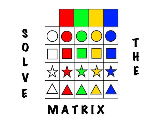Matrix Game by Hadi  Oyna