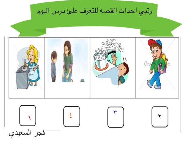 التعامل الأمن مع بخار الماء  by Fajer Alsaeedi