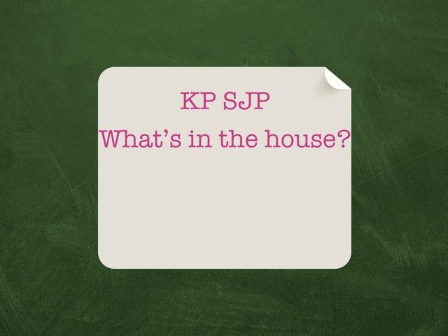 SJP Year 5/6 Housing Grammar by Katie English