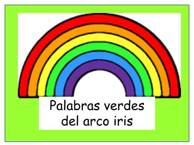 Palabras Verdes by Rosalva Correa