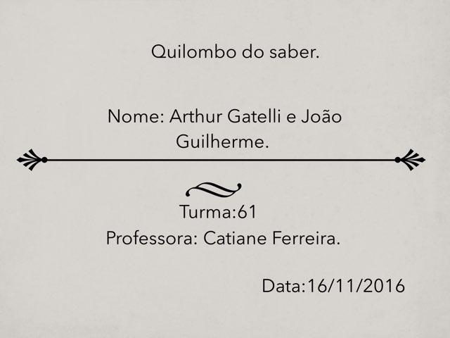 João e Arthur  by Rede Caminho do Saber