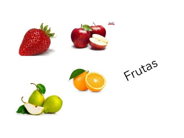 Puzzle frutas by Miguel Delibes